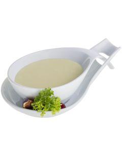 Spargel-Creme-Suppe, okZ