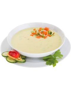 Gemüse-Creme-Suppe, instant, okZ, -A
