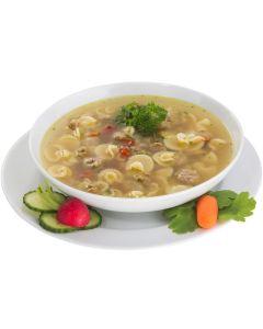 Fleischklößchensuppe mit Nudeln, instant, okZ