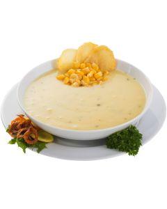 Mais-Creme-Suppe, instant, okZ, -A