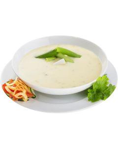 Frühlingszwiebel-Creme-Suppe, instant, okZ, -A