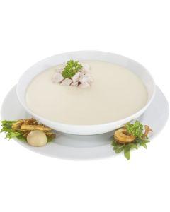 Kalbfleisch-Creme-Suppe, instant, okZ, -A