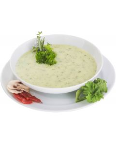 Kräuter-Creme-Suppe, instant, okZ, -A