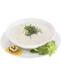 Kohlrabi-Creme-Suppe, instant, okZ, -A