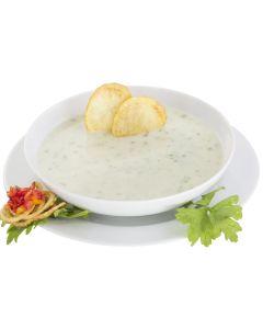 Bärlauch-Creme-Suppe, instant, okZ, -A