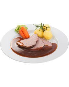 Soße zu Rinderbraten, instant, okZ, -A