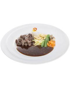 Woksoße Knoblauch-Hanf, kaltquellend, instant, okZ, -A