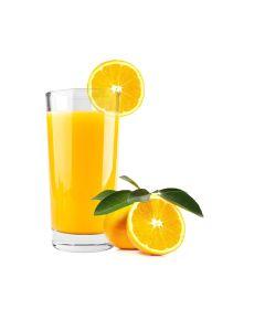 Getränkepulver mit Orangen-Geschmack, instant, okZ, -A