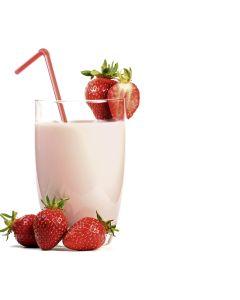Milchmix Erdbeere, instant, okZ