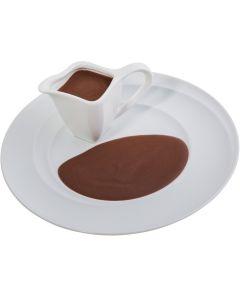 Dessertsoße Schokolade, instant, okZ