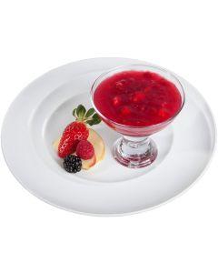 Rote Grütze Erdbeer-Himbeer Geschmack, instant okZ, -A