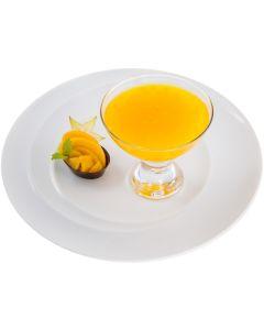 Fruchtsuppe & Fruchtkaltschale Pfirsich-Aprikose Geschmack, instant, okZ,  -A