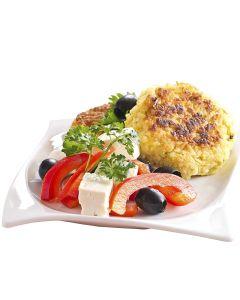 Kartoffel-Getreide-Bratling, okZ