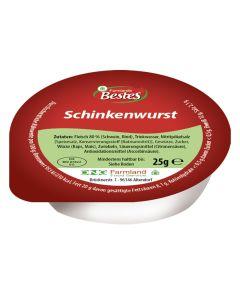 Schinkenwurst, -A