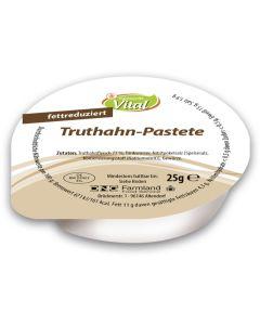 Truthahn-Pastete, fettreduziert, -A