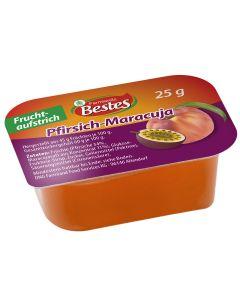 Pfirsich-Maracuja-Fruchtaufstrich, okZ, -A