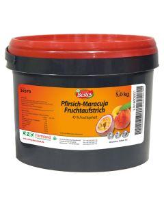 Fruchtaufstrich Pfirsich-Maracuja, okZ, -A
