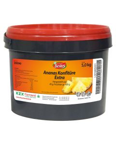 Konfitüre extra, Ananas, okZ, -A