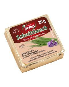 Schmelzkäsezubereitung Schnittlauch, okZ