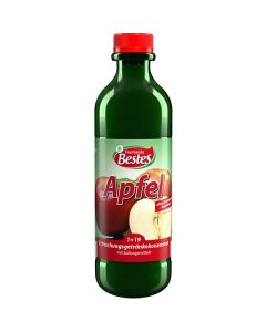 Getränkekonzentrat 1+19 Apfel, -A