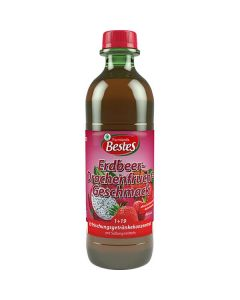 Getränkekonzentrat 1+19 Erdbeer-Drachenfrucht-Geschmack, -A -Saisonartikel-