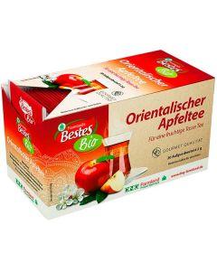 """Bio-Früchtetee """"Orientalischer Apfeltee"""", kuvertiert, okZ, -A"""