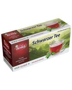 Schwarzer Tee in Tassenbeutel, okZ, -A