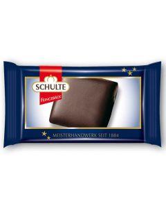 Marzipan-Dominosteine mit Zartbitterschokolade