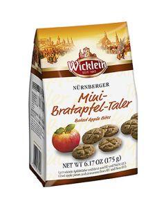 Mini-Bratapfel-Taler