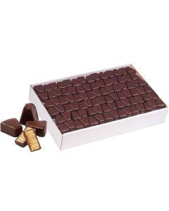 Baumkuchen - Spitzen überzogen mit Zartbitterschokolade