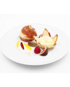 Dessertcreme Bratapfel-Geschmack, instant, okZ