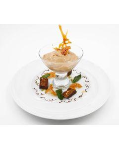 Dessertcreme Lebkuchen-Karamell-Geschmack, instant, okZ