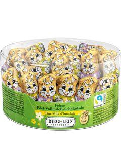 """""""Minis"""" Gold Knuddelhäschen, massiv, 5 g"""