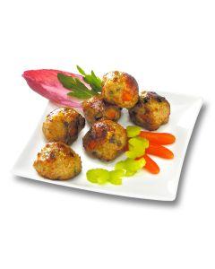 Gemüse-Bällchen, vegetarisch, okZ