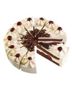 Schwarzwälder Kirsch Torte, 4 x 12 Port.