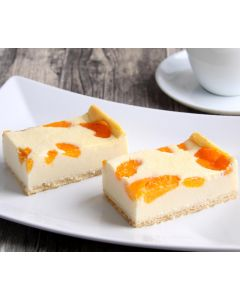 Käsekuchen Mandarine 4 x 32 Port.