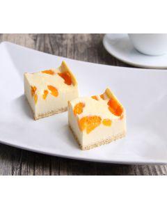 Käsekuchen Mandarine 2 x 40 Port.