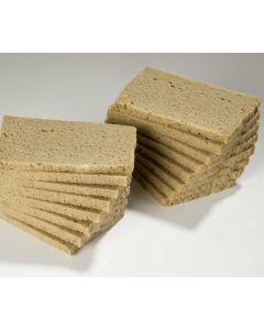 Brot ohne Rinde, geschnitten im Beutel verpackt, okZ