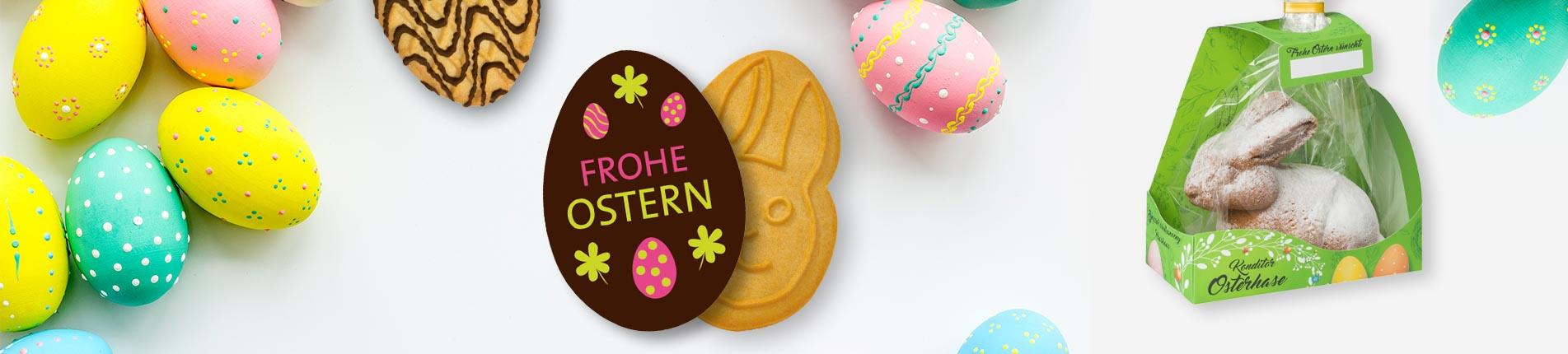 Schokoladen-Mischbeutel und -Figuren