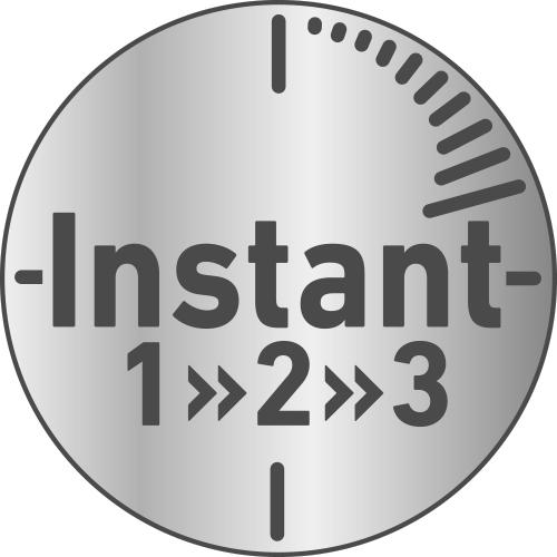 1, 2, 3, Instant